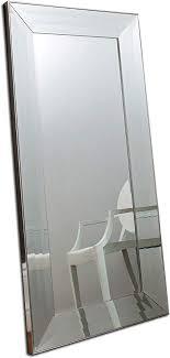 large venetian leaner floor wall mirror