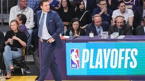 Coach Walton also left LA Lakers
