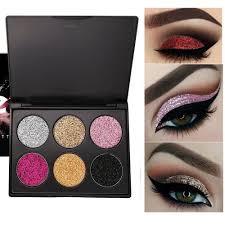 6 color ultra pigmented makeup eyeliner