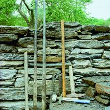 Build A Dry Stacked Stone Retaining Wall Finegardening
