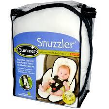 summer infant snuzzler complete head