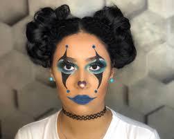 simple clown makeup pictures saubhaya