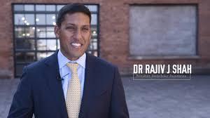 Rajiv J Shah Detroit Homecoming and the Future of Work - YouTube