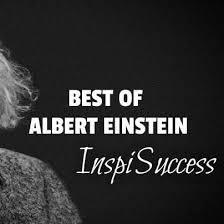 · best of inspirational albert einstein quotes