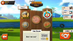 Angry Birds Go! (for iPhone) Review