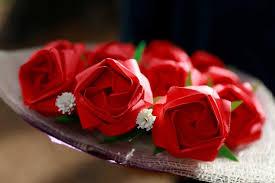ورود حب حمراء Red Flower صور حزينة Sad Images