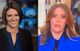 Kasie Hunt MSNBC Hair Then & Now – 2020 | | Helen Oppenheim