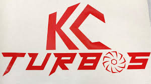 Kc Turbos Vinyl Decal Red Kc Turbos