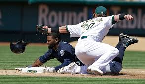 Learning on the Fly: Despite mistakes, Mariners OF Abraham Almonte ...