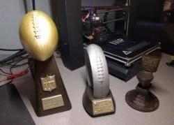 diy fantasy football trophy stlfinder