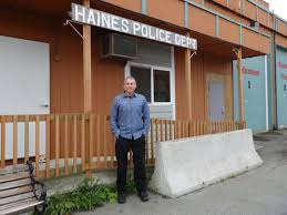Patterson returns to the Haines Police Department   KHNS Radio   KHNS FM
