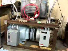 rotary phase converter you
