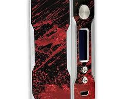 Red Black Blood Hex Ohm V3 Etsy