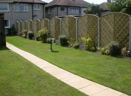 Garden Fencing Timber Fence Panels Dublin Wicklow Abwood