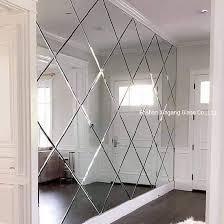 china beveled mirror decoration mirror