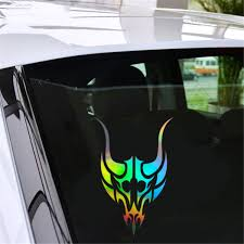 Devil Car Window Laptop Bumper Truck Vinyl Decal Sticker Home Door Wall Decor