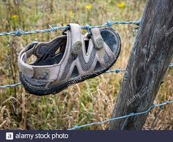 Lost Shoe High Resolution Stock Photography And Images Alamy