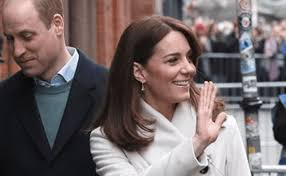 kate middleton cappottino al settimo riciclo