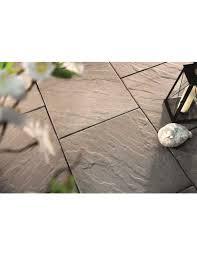 flagstone grey 24 x 24 patio stones