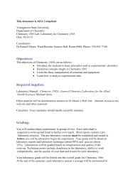 labdescription ADA - Russell J. Moser