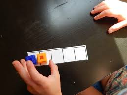 counting using five and ten frames