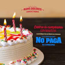 Feliz Cumpleanos Te Invitamos A Mama Dolores La Casa De La