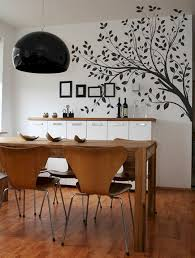 8 Most Inspiring Dining Room Wall Decal Ideas That You Need To Copy Freshouz Com Dining Room Colour Schemes Dining Room Decor Dining Room Wall Decor