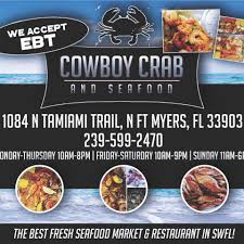 Cowboy Crab North Fort Myers - Home ...