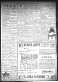 The Oregon Daily Journal from Portland, Oregon on August 28, 1910 · Page 47