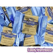 ghirardelli dark chocolate squares