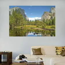 Yosemite Mural Real Big Fathead