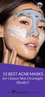 acne masks for clear skin overnight