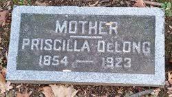 Priscilla Powell DeLong (1854-1923) - Find A Grave Memorial