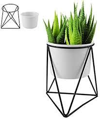 ranranjj plant stand ceramic flower pot