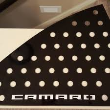 2010 2015 5th Gen Camaro V6 V8 Aluminum Quarter Window Side Panels Camaros Of Michigan