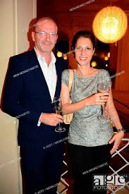 Christian Jost and Stella Doufexis at the premiere Soldaten at Komische  Oper, Stock Photo, Picture And Rights Managed Image. Pic. WEN-WENN21458735    agefotostock