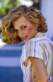 Portrait Of Model Patti Hansen by Arthur Elgort