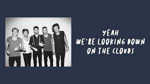 One Direction - Clouds (Lyrics) - YouTube
