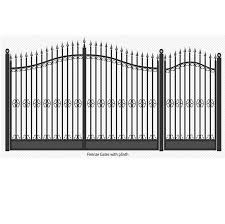 Gate Photos Wrought Iron Wood Iron Gates