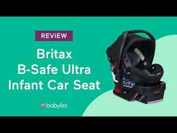 britax b safe ultra infant car seat