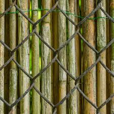 How To Cover Up A Chain Link Fence