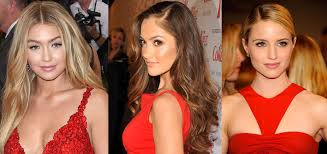 red dress top 5 stunning makeup ideas
