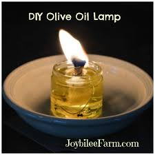 diy olive oil lamp the lost art you