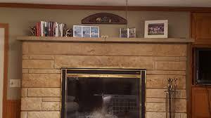 need flooring ideas around fireplace