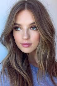 makeup for dark blonde hair blue eyes
