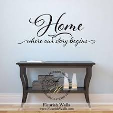best home family quotes wall decals images wall decals