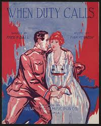 When duty calls | Library of Congress