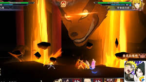 3 Tails Naruto Is Awesome! - 3 Tails Naruto Gameplayy - Naruto Online  Mobile - YouTube