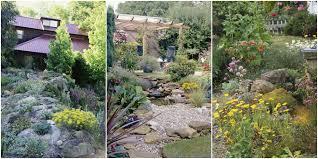 rock garden ideas yard landscaping