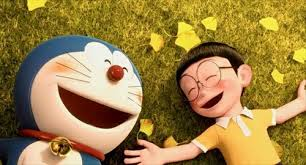 i>stand by me doraemon global times
